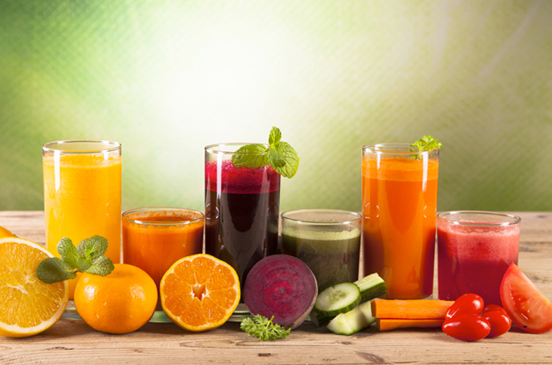 vitamine in säften
